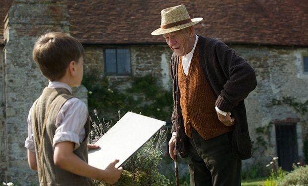 Primer clip de Mr. Holmes