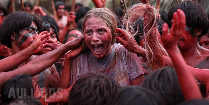 "Primer clip de ""The Green Inferno"""