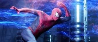 "El trailer de Times Square de ""The Amazing Spiderman 2"""