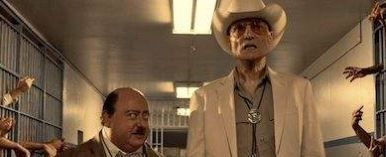 "Eric Roberts dice que ""The Human Centipede 3"" es realmente horrible"