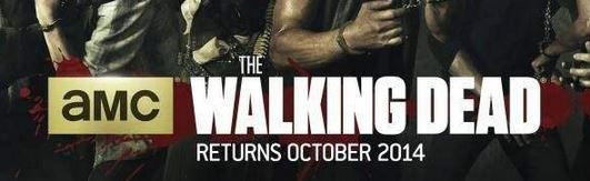"""The Walking Dead"": Desvelado el banner de la Comic-Con"