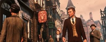 "M�s de 20 minutos de gameplay de ""Sherlock Holmes: Crimes & Punishments"""