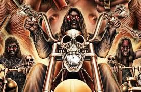 """Frankenstein Created Bikers"": Trailer Oficial"