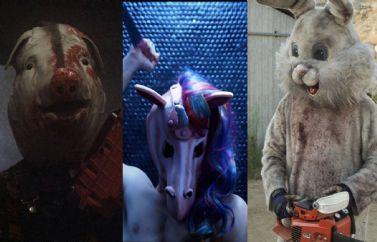 50 disfraces de animales en el Cine de Terror