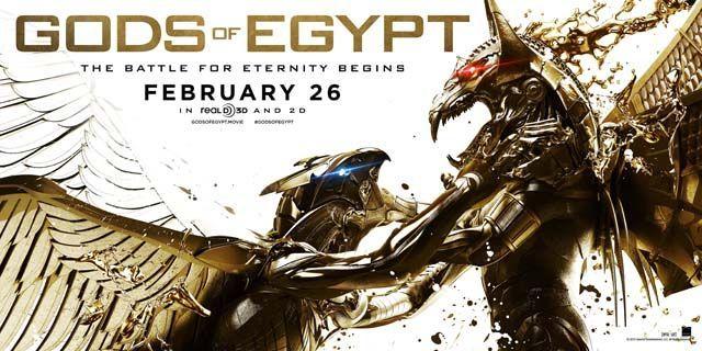 Dioses De Egipto Segundo Trailer En Español Aullidos Com