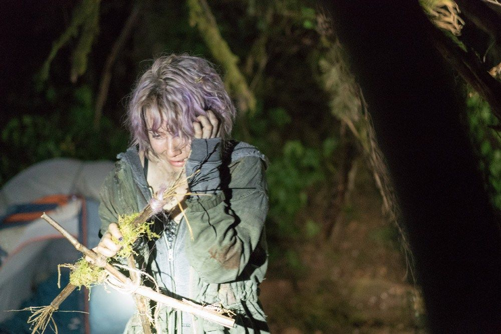 """The Woods"" de Adam Wingard es realmente una secuela de ""La Bruja de Blair"""