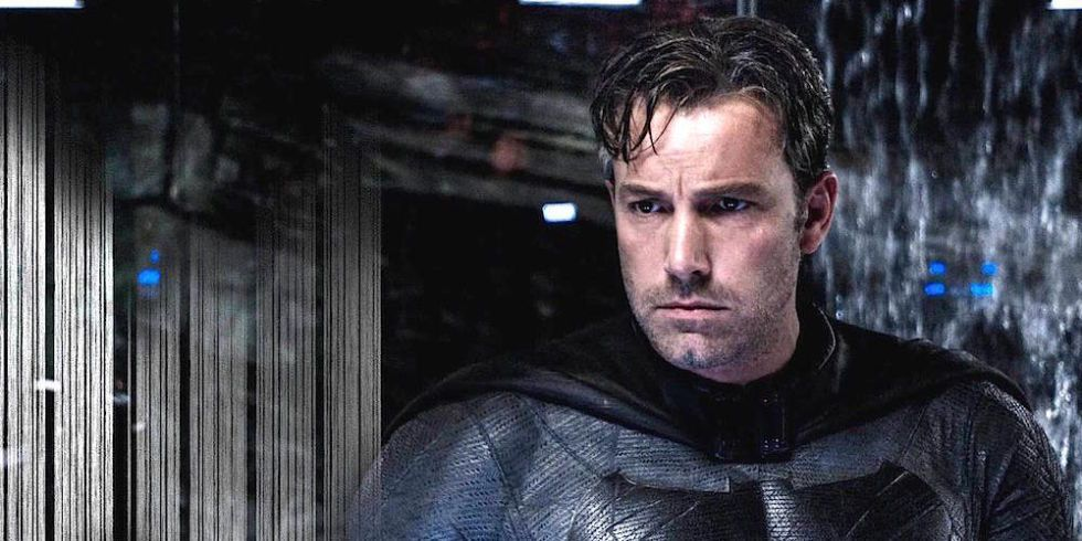 """The Batman"": Ben Affleck requeteconfirma que dirigirá la película"
