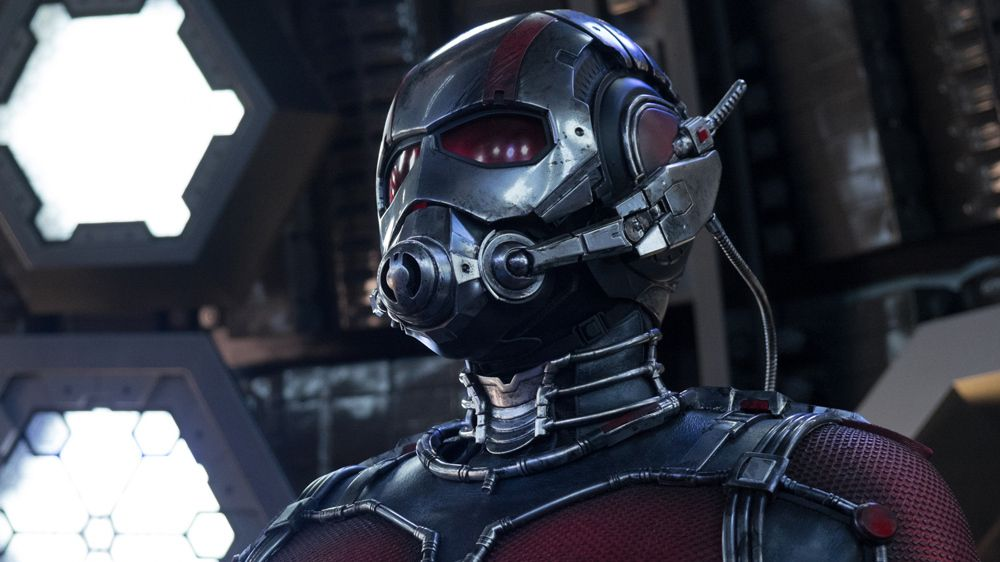 """Ant-Man and the Wasp"": Primera imagen de Evangeline Lilly como Avispa"