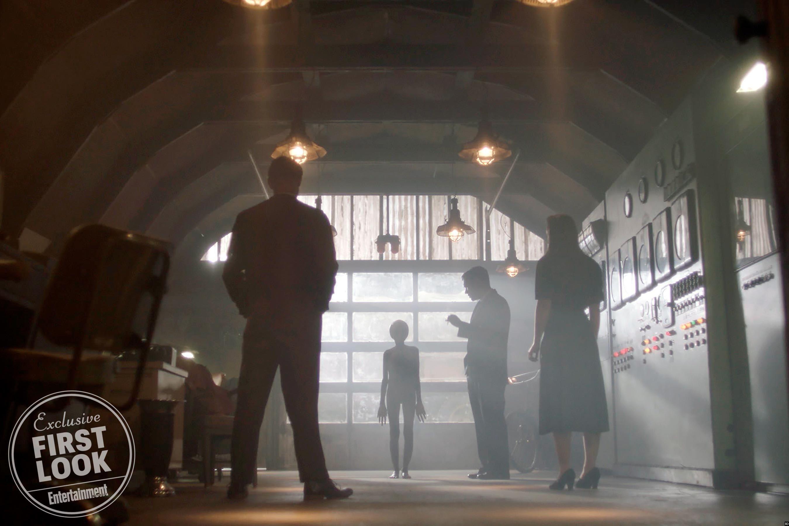 """""""Expediente X"""": Primeras imágenes de la nueva temporada de la serie"""