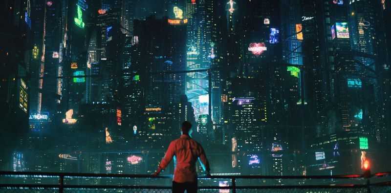 """Altered Carbon"": Tráiler de la adaptación televisiva de la novela de Richard K. Morgan"