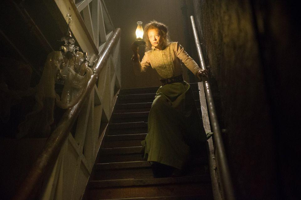 """""""Winchester"""": Imágenes del título protagonizado por Helen Mirren"""