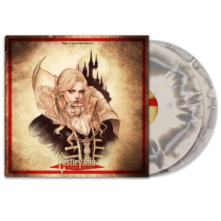 "Mondo pone a la venta la BSO de ""Castlevania: Symphony of the Night"""