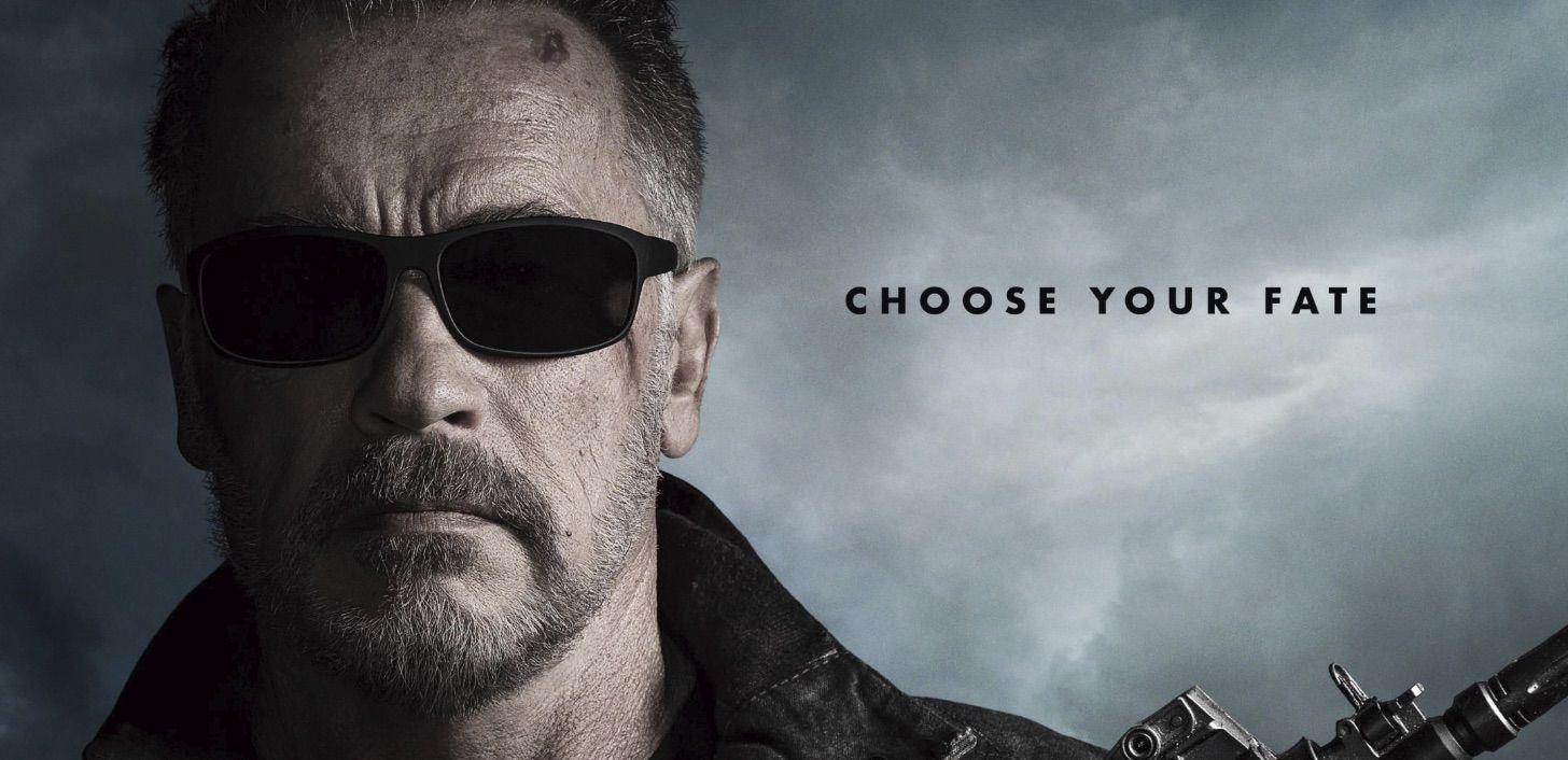Terminator: Destino Oscuro': Cuatro pósters de personajes de la ...