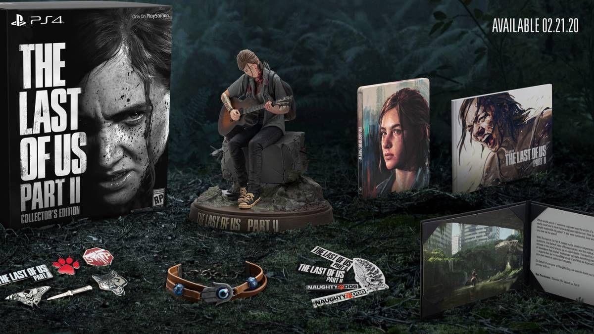 The Last Of Us 2 Abiertas Las Reservas De La Edición Coleccionista Aullidos Com