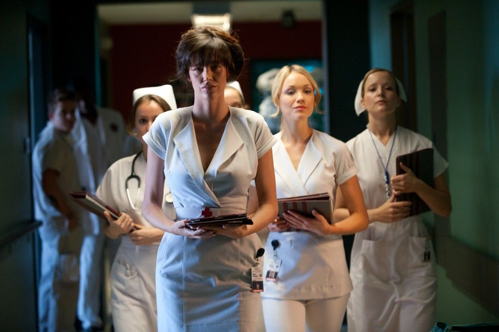 Paz de la Huerta reclama 55 millones a los productores de Nurse 3D