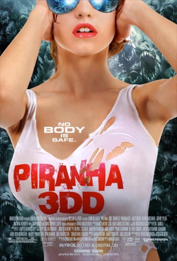 Imagen 30 de Piraña 2 3D