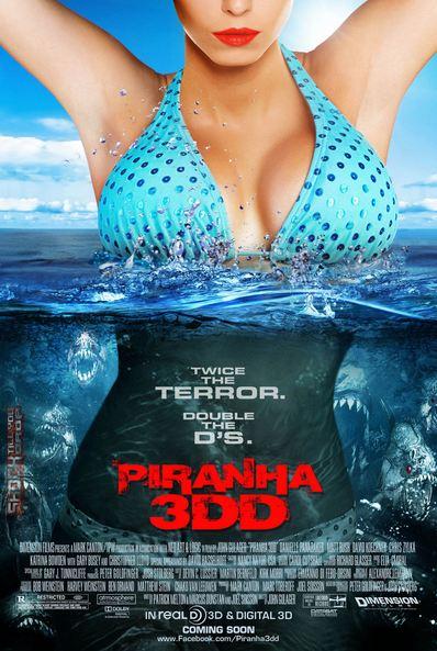Imagen 31 de Piraña 2 3D