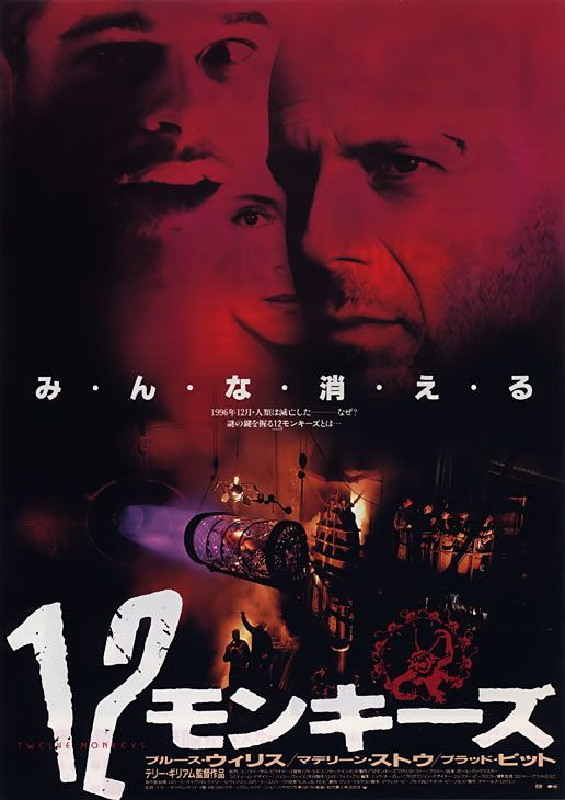 Posters de 12 Monos