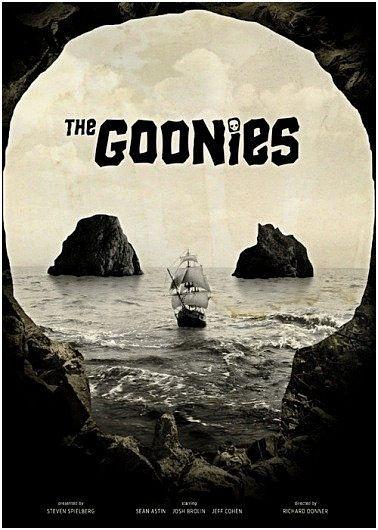Los Goonies 2 Spielberg
