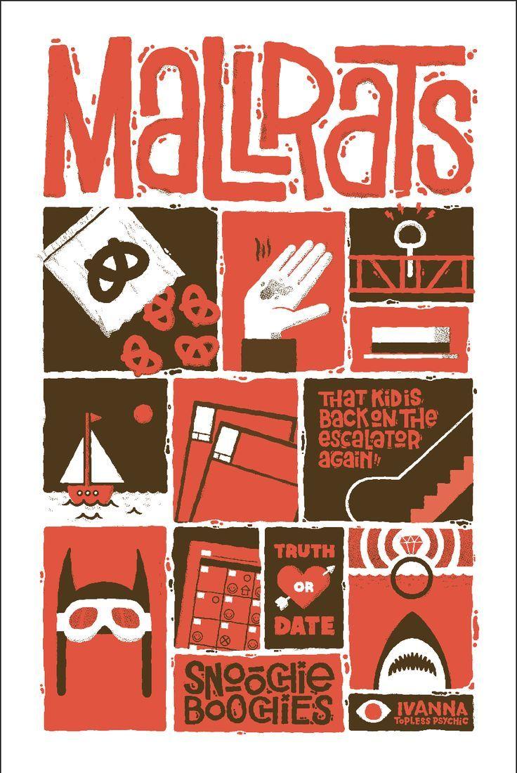 Posters Mallrats