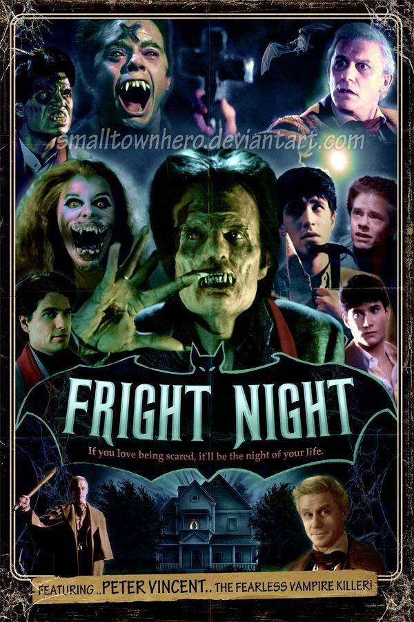 Posters Noche de Miedo