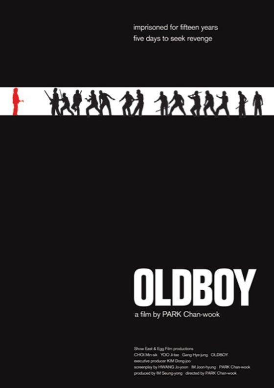 Posters Oldboy