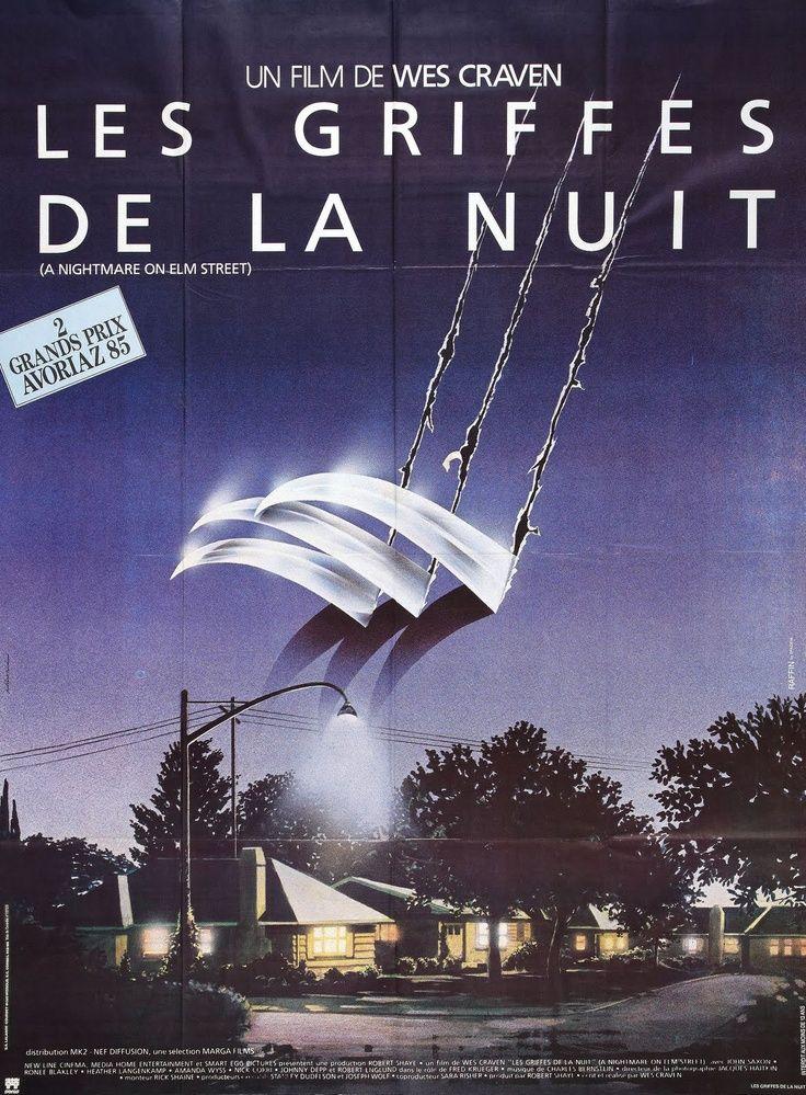 Posters Elm Street