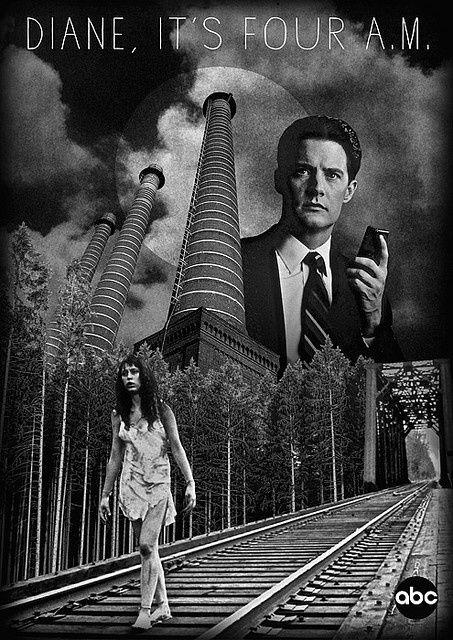 Galeria Posters Twin Peaks