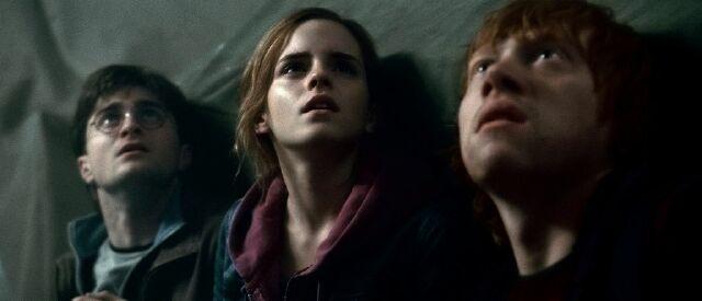 Hermione deberia haber acabado con Ron