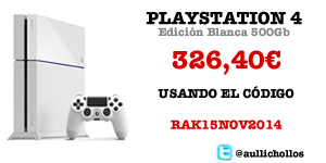 Oferta Playstation 4