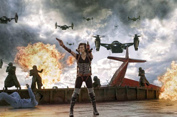 Resident Evil Jovovich