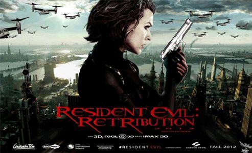 Imagen 2 de Resident Evil: Venganza