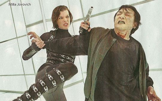 Imagen 46 de Resident Evil: Venganza