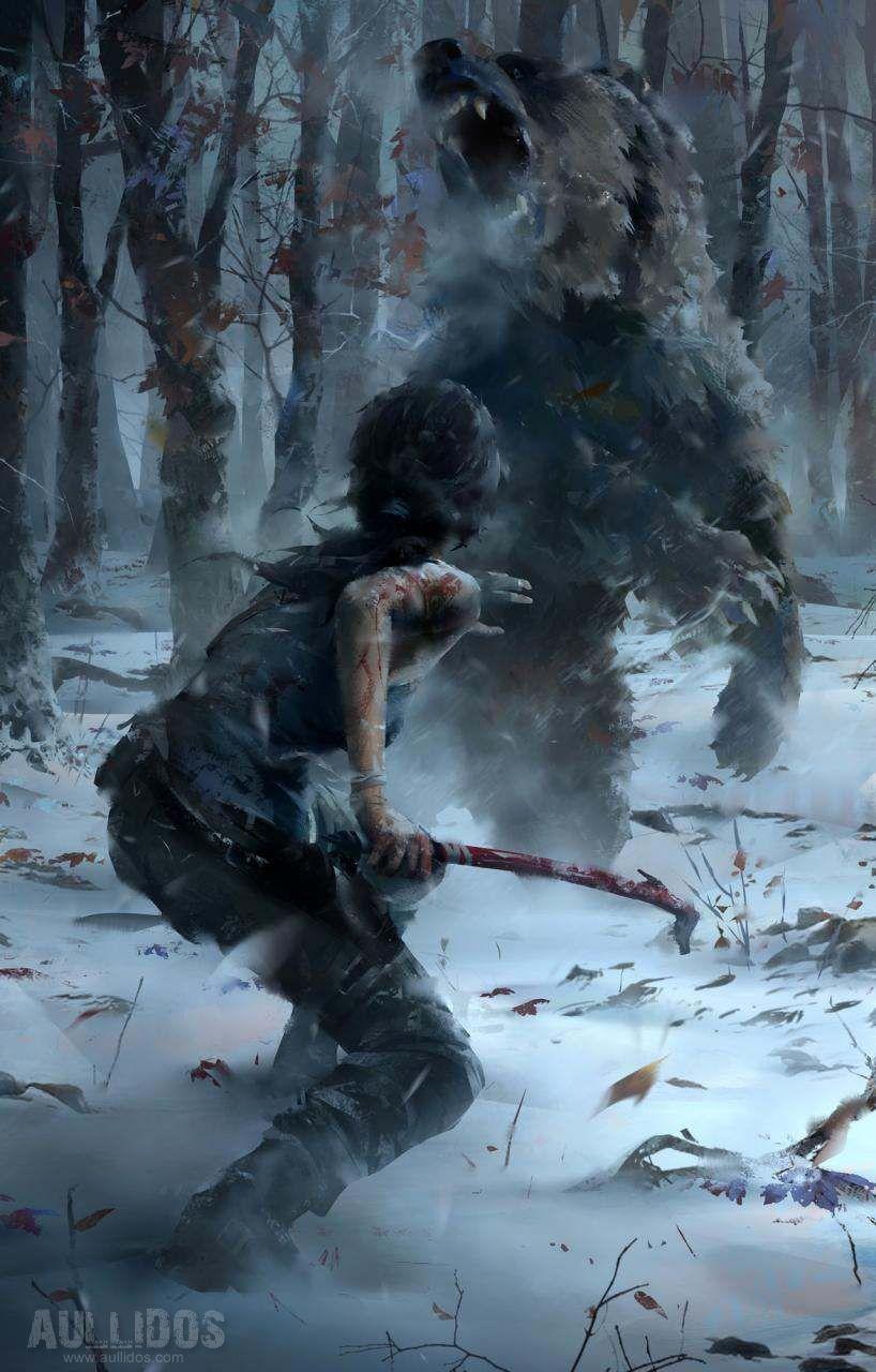 Nuevas Imágenes Conceptuales Rise Tomb Raider