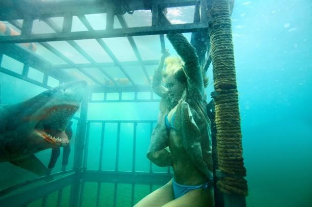 Imagen 1 de Tiburón 3D: La Presa