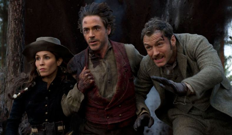 Imagen 1 de Sherlock Holmes 2