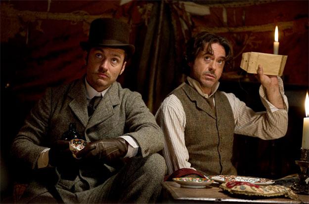 Imagen 2 de Sherlock Holmes 2