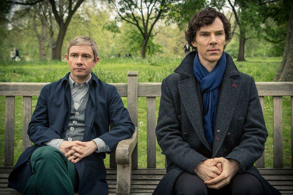 Tendremos quinta temporada Sherlock