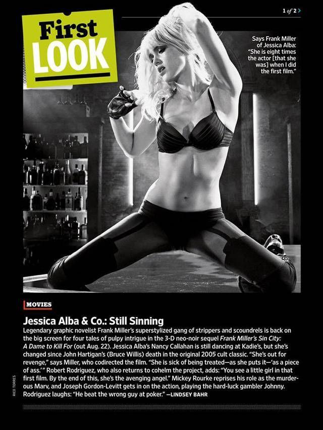 Imagen 1 de Sin City: A Dame To Kill For