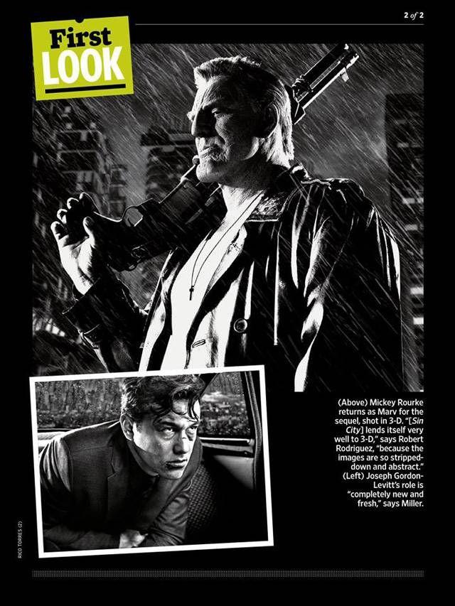 Imagen 2 de Sin City: A Dame To Kill For