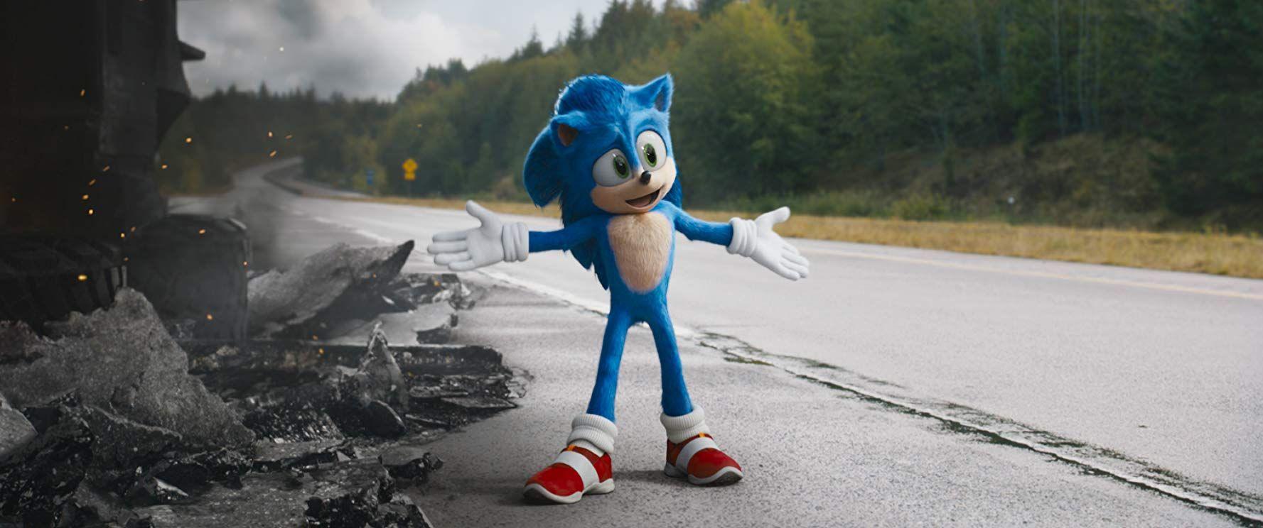 Imagen 2 de Sonic: La Película
