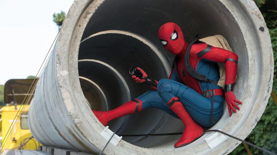 Spiderman Homecoming El Chapucero