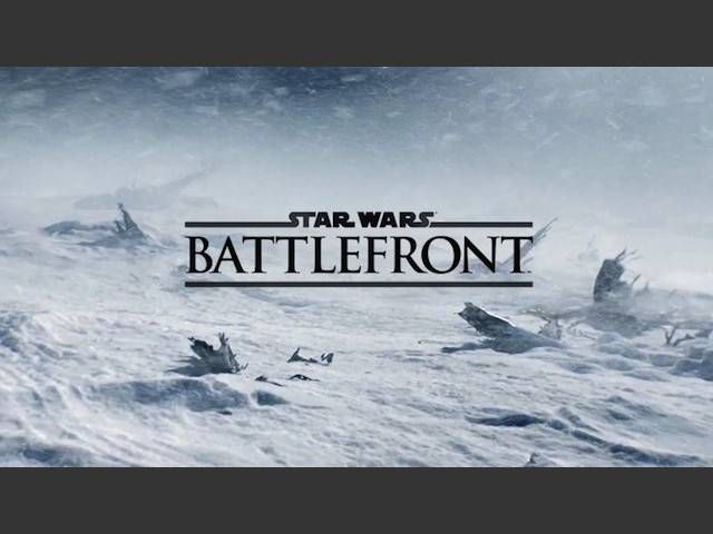 Trailer Star Wars Battlefront