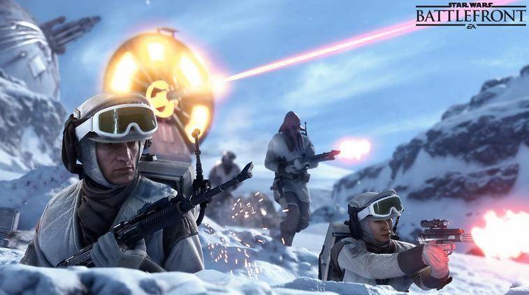 Nueva imagen de Star Wars: Battlefront para calentar motores de cara al E3