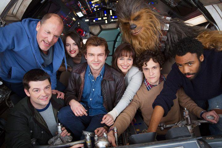 Imagen 1 de Han Solo: Una Historia de Star Wars