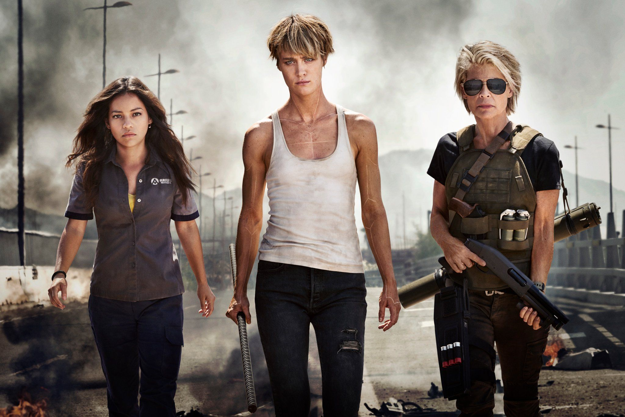 Imagen 1 de Terminator: Destino Oscuro