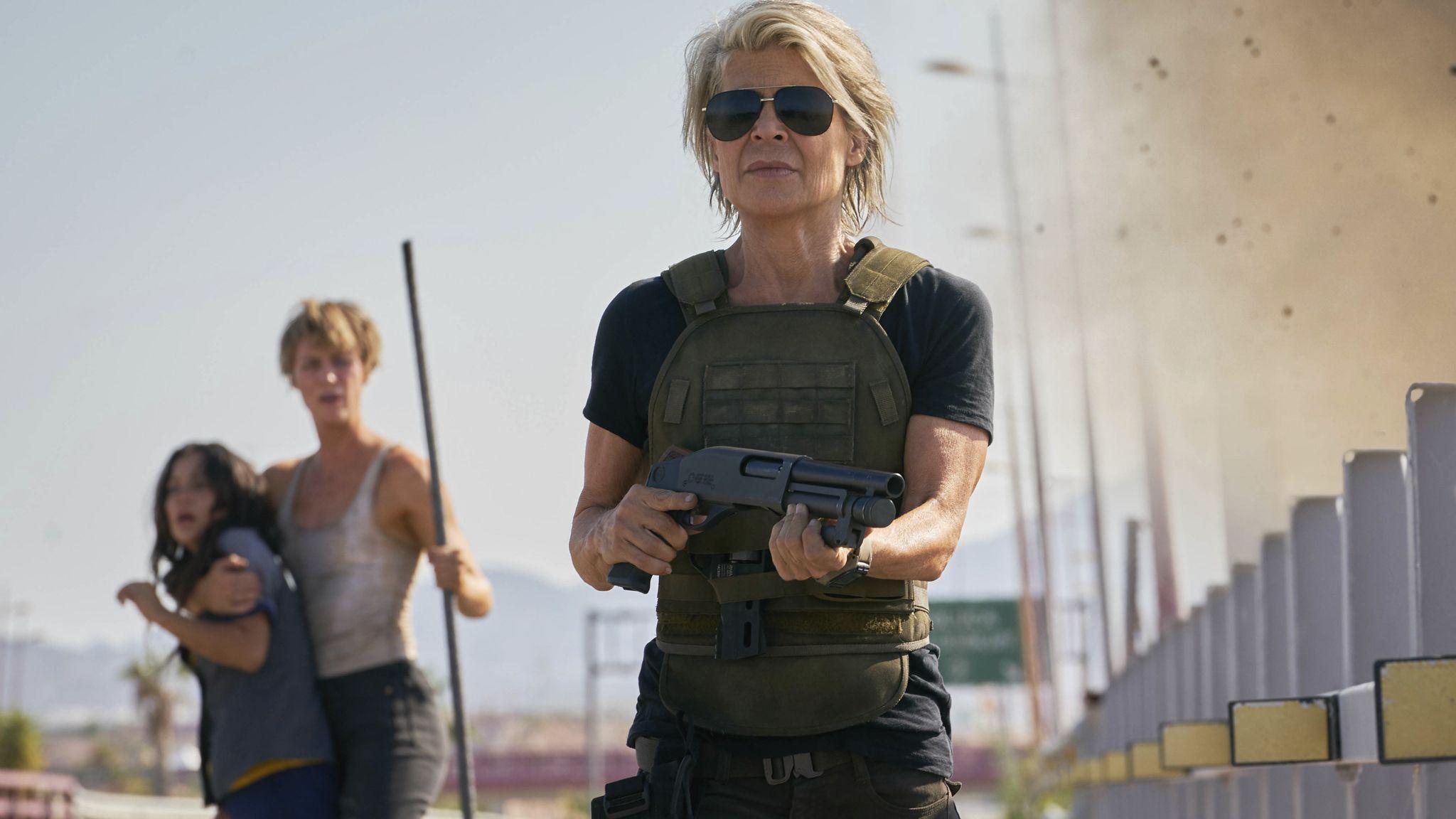 Imagen 9 de Terminator: Destino Oscuro