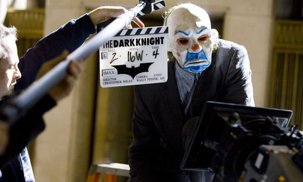 Imagenes Rodaje The Dark Knight