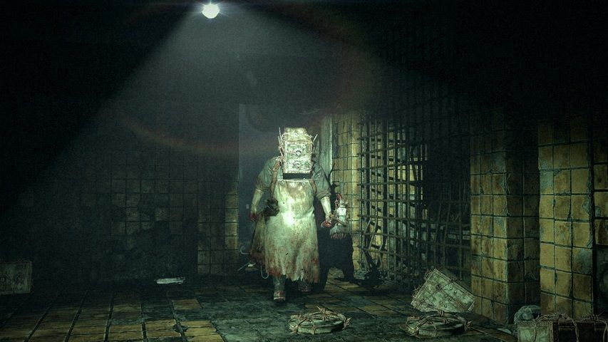 Lanzamiento The Evil Within