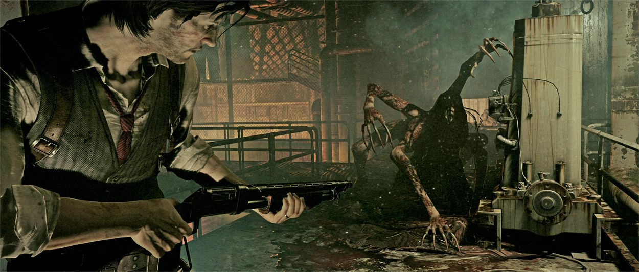 The Evil Within Imagenes